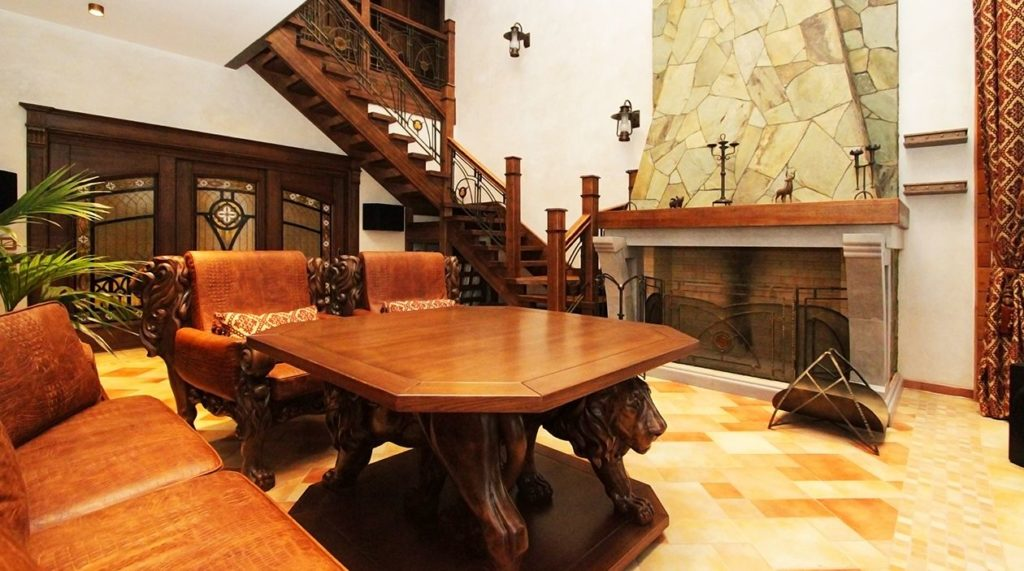 Гостиная - мебель на заказ