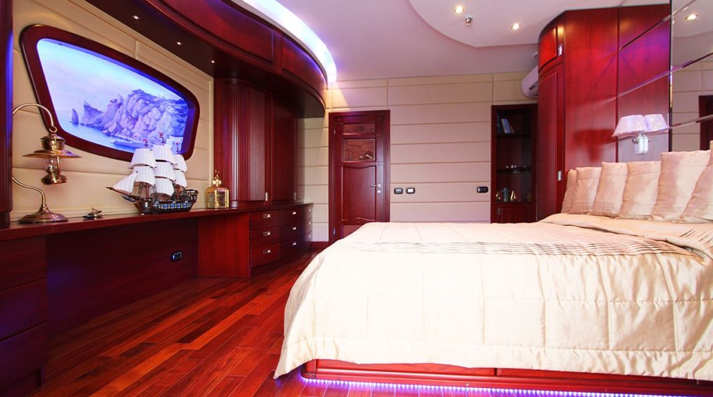 Мебель для отелей и гостиниц в морском стиле