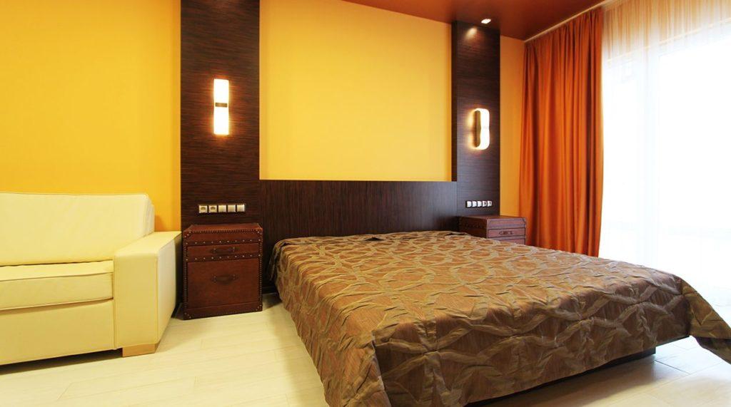 Мебель для отелей и гостиниц в стиле хайтек
