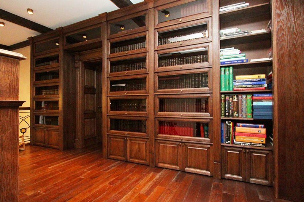 Шкафы кабинета
