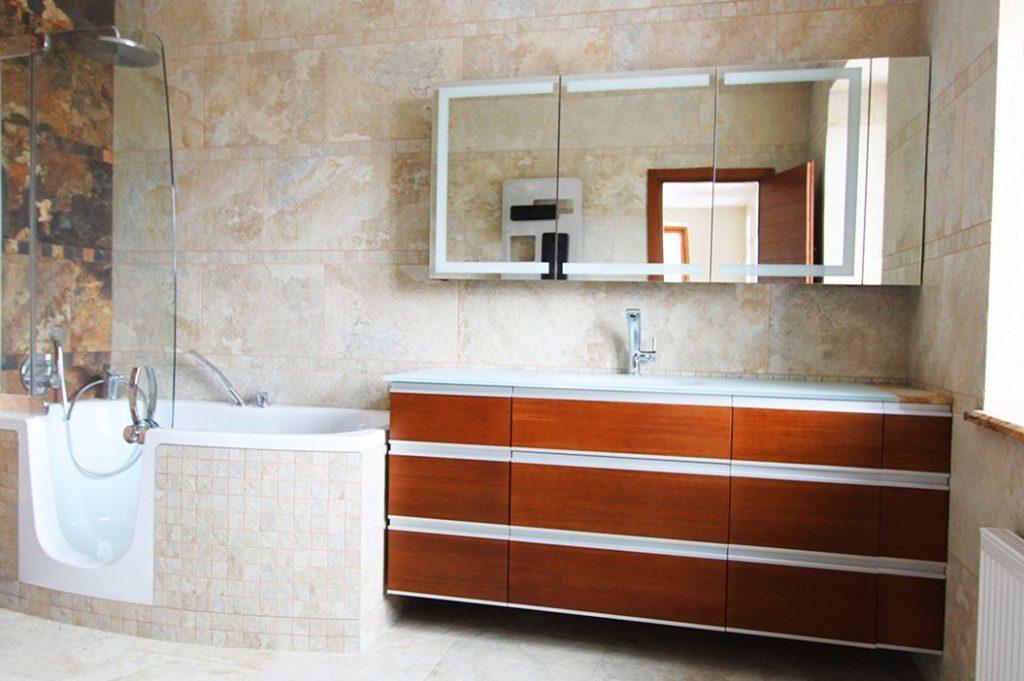 Ванная мебель на заказ