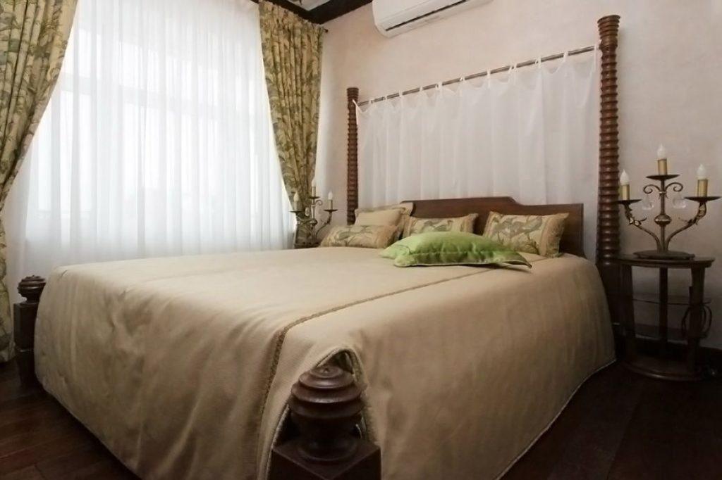 Спальня из массива Прованс