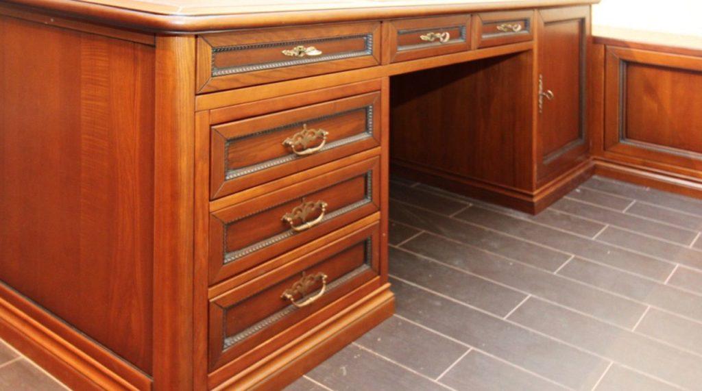 Письменный стол шкафчики